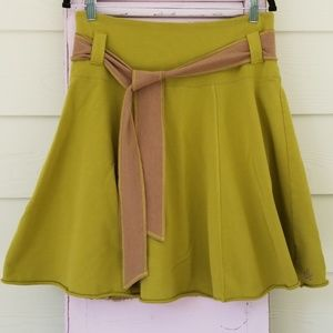 MATILDA JANE 'Natalie' Hammond Bay Skirt Green L